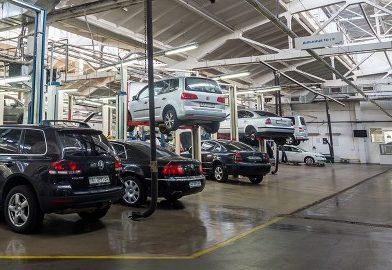 СТО. Volkswagen Атлант-М, Гавела (Лепсе)
