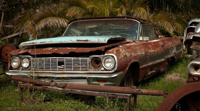 Ржавчина и коррозия: причины и как защитить кузов
