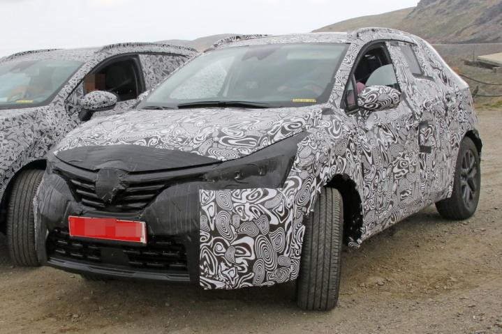 Новый Renault Captur выйдет в 2020 году