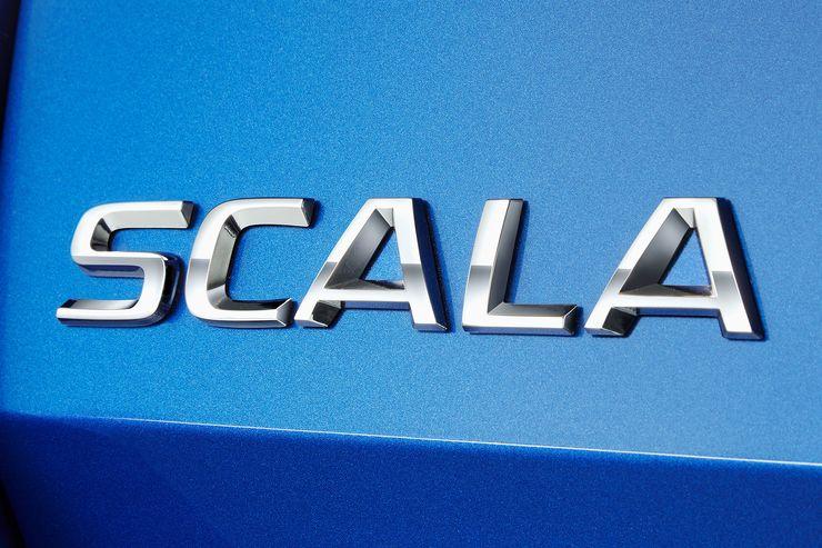 Skoda Scala - новый хетчбек с прицелом в бестселлеры