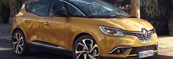 Renault может отказаться от модели Scenic