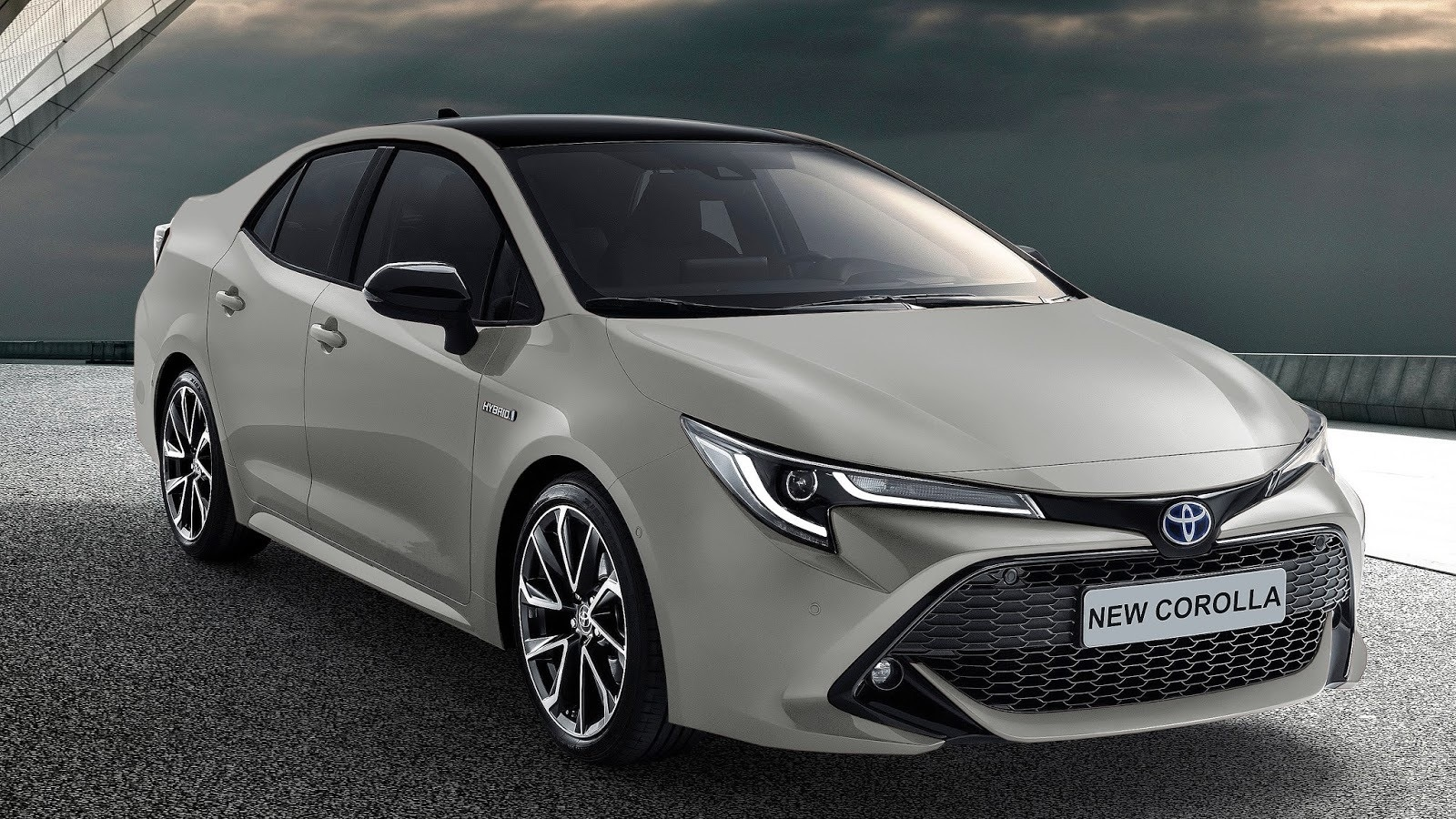 NEW Toyota Corolla Sedan