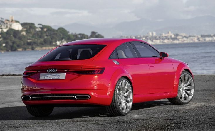 Новый Audi TT