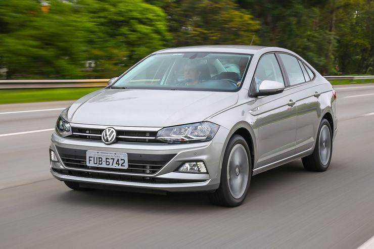 VW Polo Sedan нового поколения скоро может доехать до Украины