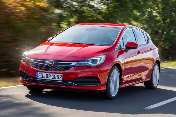 Opel Astra 1.6 biturbo: обзор «экологичного» хетчбека