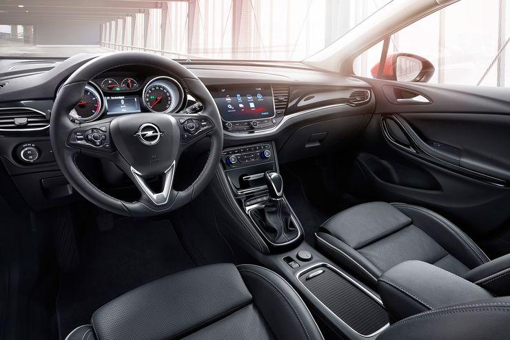 """Opel Astra 1.6 biturbo: обзор """"экологичного"""" хетчбека"""