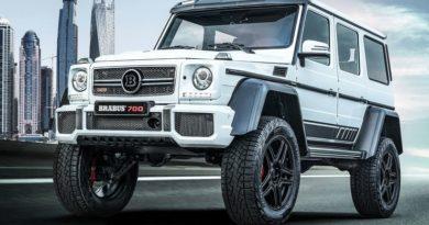 Mercedes Brabus G700