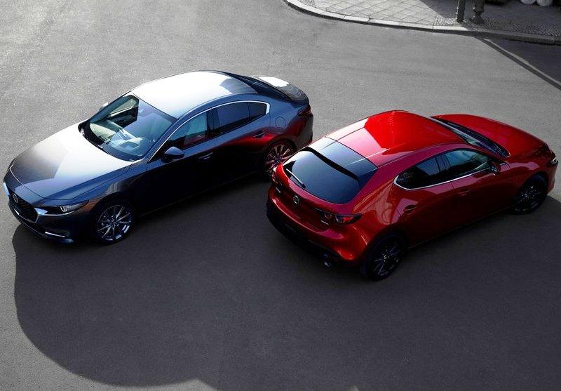 Новая Mazda3 2019: ставка на дизайн и стиль