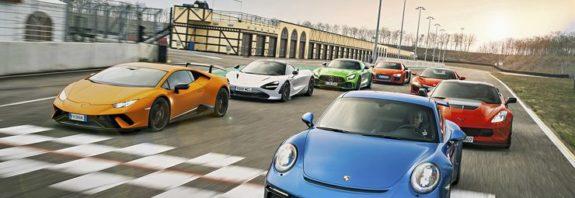 ТОП10 спортивных автомобилей Германии 2018