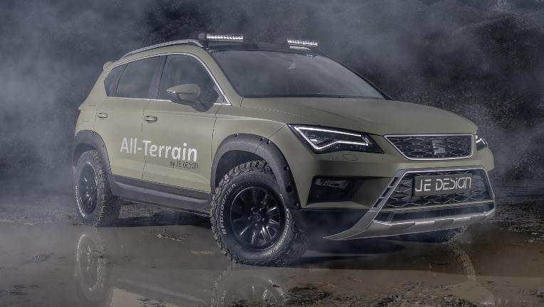 Seat Ateca All-Terrain JE Design