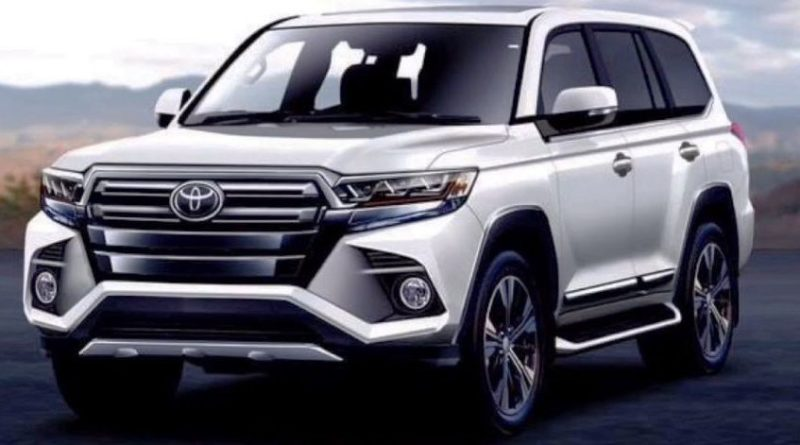 Toyota Land Cruiser 300