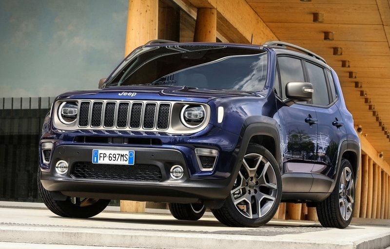 Новый Jeep Renegade 1.0: обзор и описание
