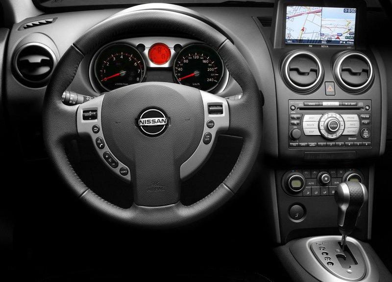 Nissan Qashqai (2007): обзор и описание