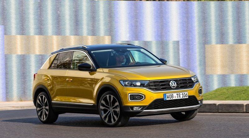 VW T-Roc в Украине