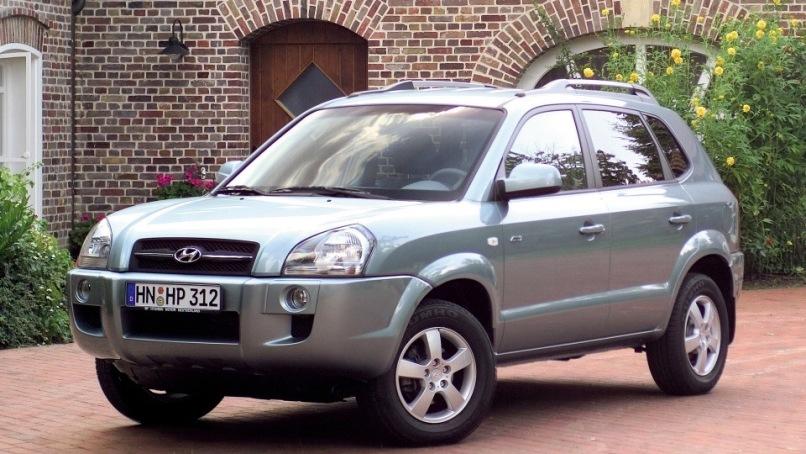 Обзор Hyundai Tucson JM (2004-2010): слабые места, неисправности