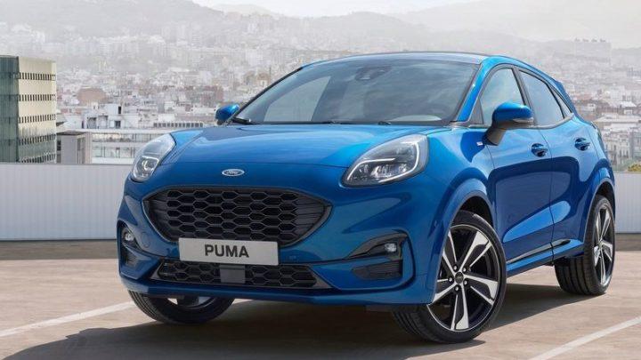 Ford Puma возрожден как маленький кроссовер