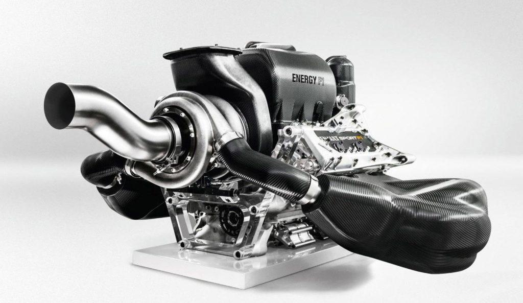 мощность двигателей Формула 1