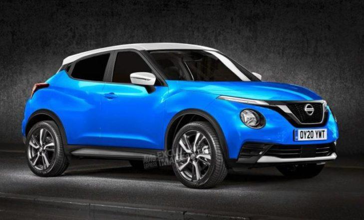Новый Nissan Juke 2020