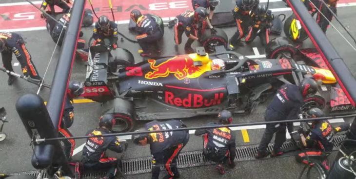 Самый быстрый Пит стоп Формула-1