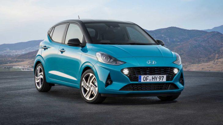 Новый Hyundai i10 представлен публике