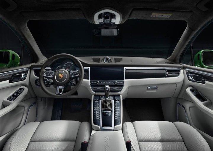 Porsche Macan рестайлинг - что нового