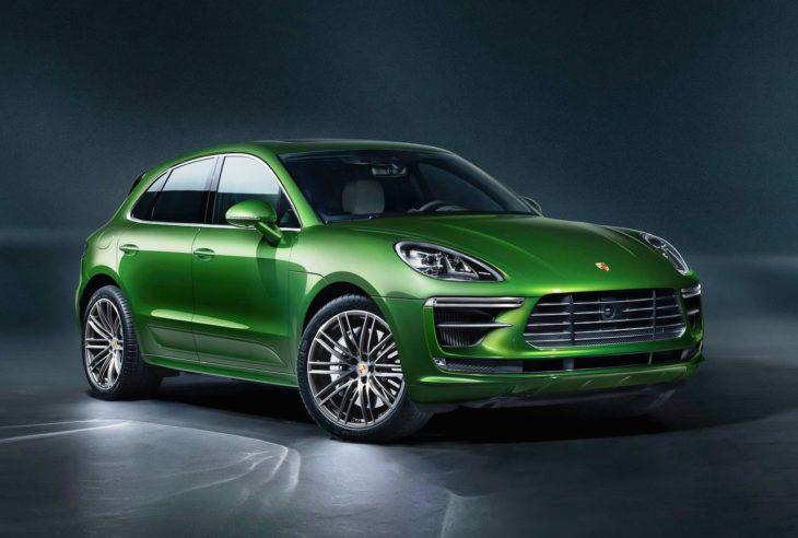 Новый Porsche Macan: теперь и с турбомотором
