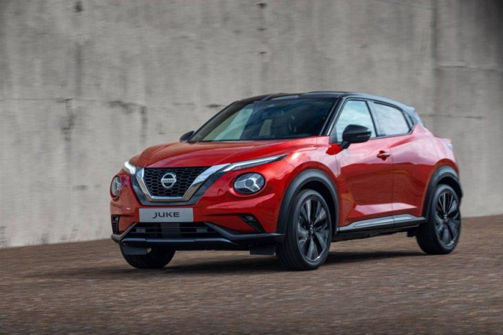 Nissan Juke 2020 — последняя информация