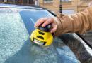Скребок для стекол с электроприводом Karcher EDI4 — мечта автомобилиста зимой