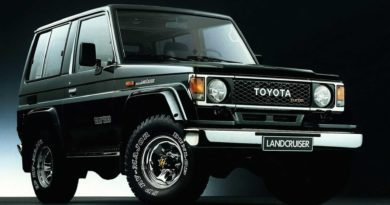 История Toyota Land Cruiser