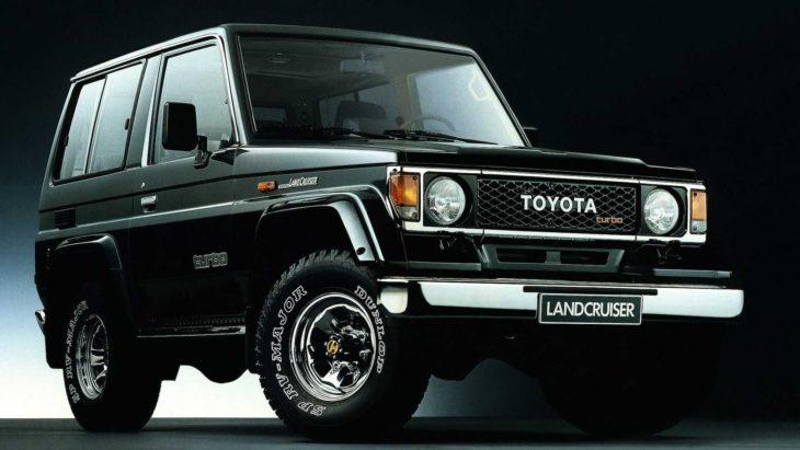 Продажи Toyota Land Cruiser превысили 10 миллионов