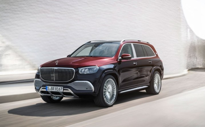 Mercedes-Maybach GLS обзор