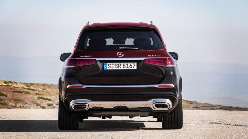 Mercedes-Maybach GLS обзор