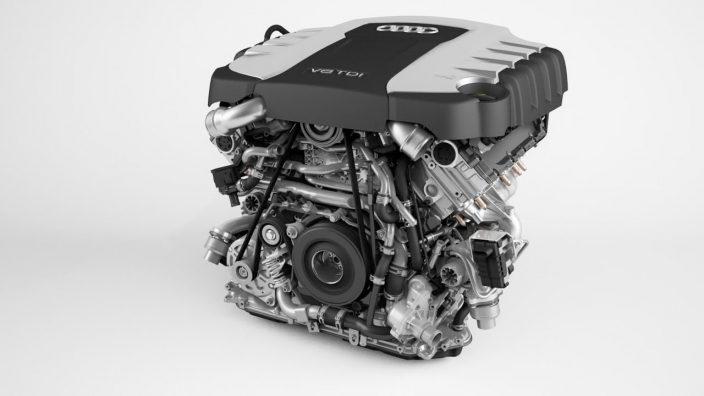 Audi Q7 4.2 TDI V8