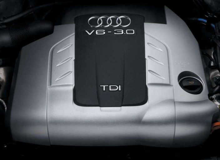 Engine Audi Q7 3.0TDI
