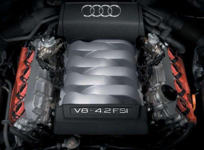 Engine Audi Q7 4.2 FSI