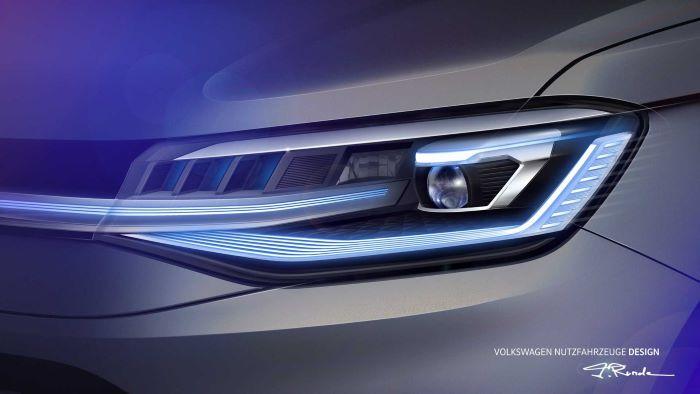 NEW VW Caddy 2020