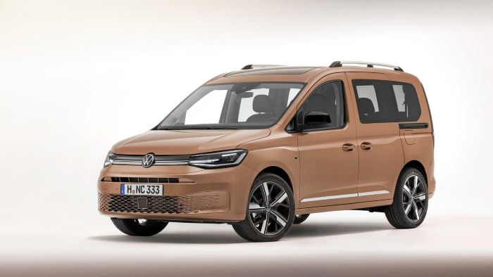 Новый Volkswagen Caddy 2020