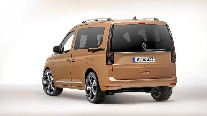 Новый Volkswagen Caddy 2020 - подробности, обзор и описание