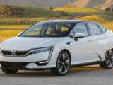 Honda Clarity. Плюсы и минусы водородного автомобиля