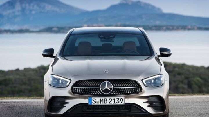Mercedes-Benz E-Class (W213) 2020 модельного года — когда рестайлинг ему к лицу