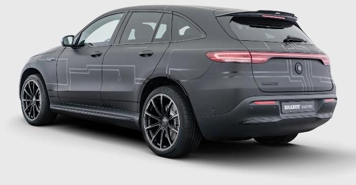 Mercedes-Benz EQC Brabus