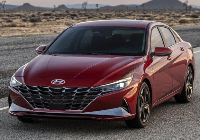Hyundai Elantra 2021 — когда внешность решает все