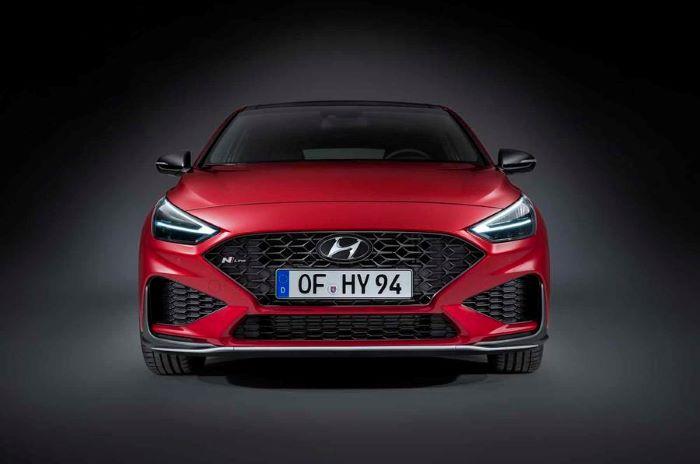 Hyundai i30 фейслифтинг