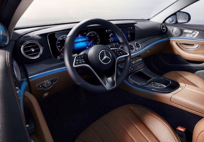 Mercedes-Benz E-Class (W213) 2020 модельного года - когда рестайлинг ему к лицу