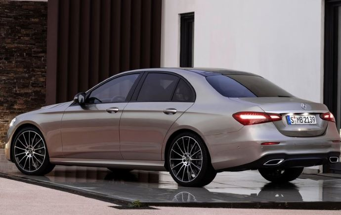 Mercedes-Benz E-Class (W213) 2020 модельного года